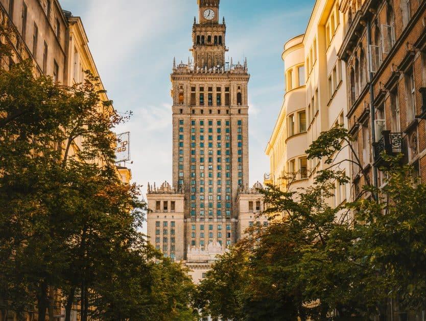 Warszawa znalazła się w pierwszej dziesiątce miast przyszłości! To wielkie wyróżnienie
