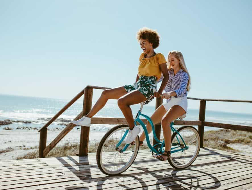 6 najpiękniejszych tras rowerowych w Polsce