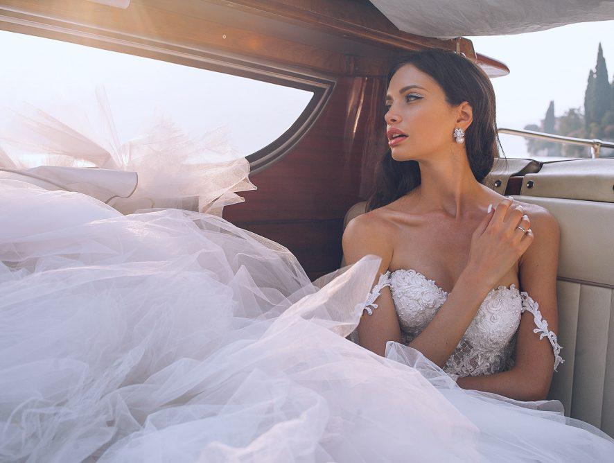 4 polskie marki, które tworzą najpiękniejsze suknie ślubne